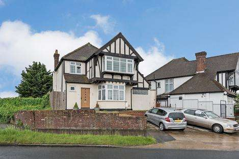 5 Bedrooms Detached House for sale in Great North Way, London NW4