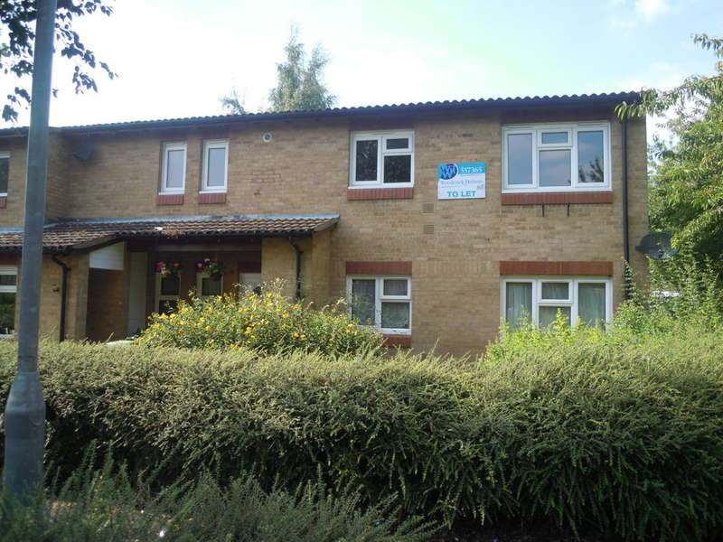 2 Bedrooms Maisonette Flat for sale in Copeland, South Bretton, Peterborough, PE3 6YL