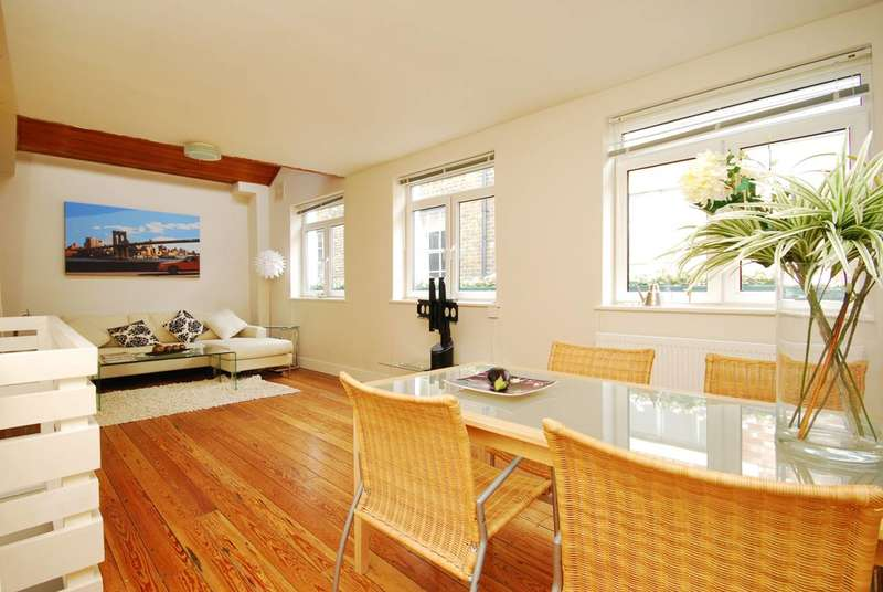2 Bedrooms House for sale in Elliotts Place, Angel, N1