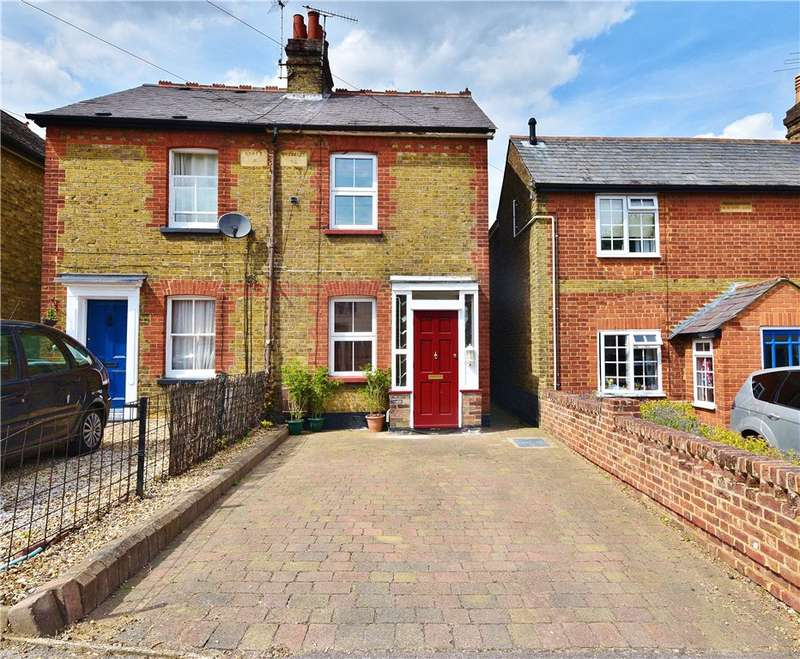 3 Bedrooms Semi Detached House for sale in Bishop's Stortford