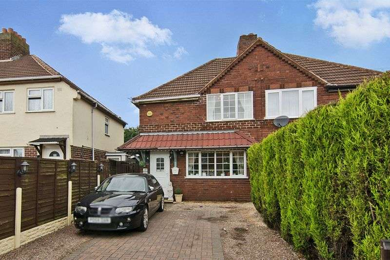 2 Bedrooms Semi Detached House for sale in Ogley Road, Brownhills, Walsall