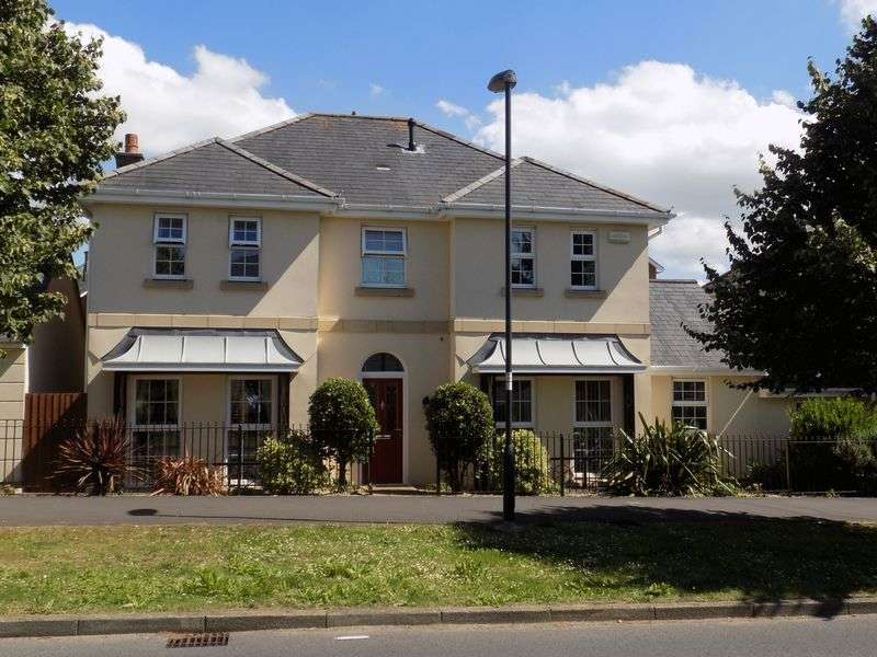 4 Bedrooms Detached House for sale in Eastbury Way, Redhouse