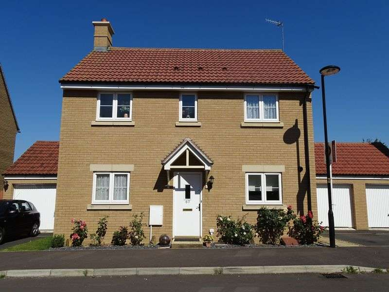 3 Bedrooms Detached House for sale in Castle Well Drive, Old Sarum
