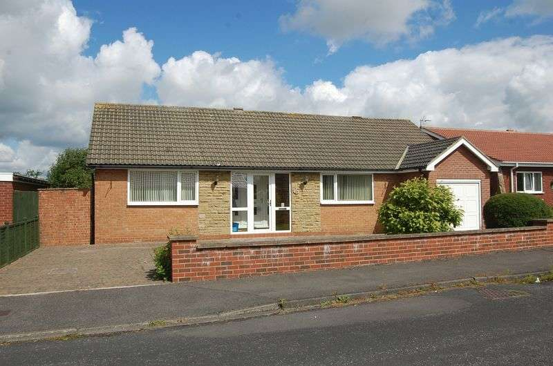 3 Bedrooms Detached Bungalow for sale in Winton Road, Northallerton