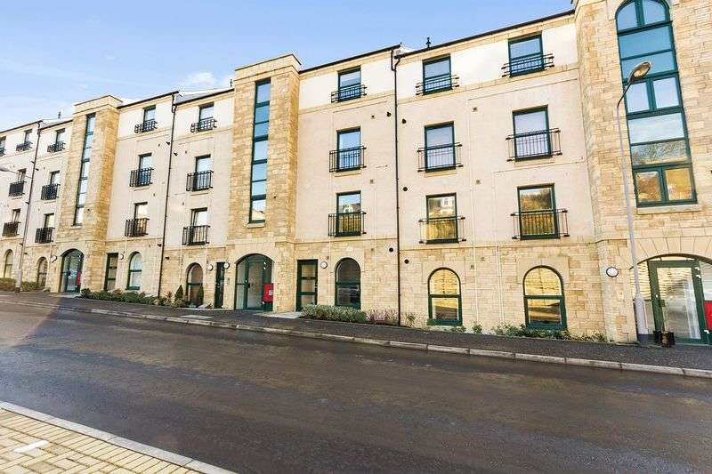 3 Bedrooms Property for sale in Lady Campbells Court, Dunfermline Three Bedroom Duplex Apartment