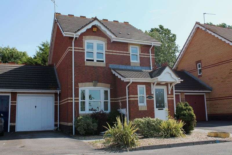 3 Bedrooms Detached House for sale in Heron Gardens, Portishead