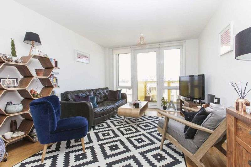 1 Bedroom Flat for sale in Killick Way, London