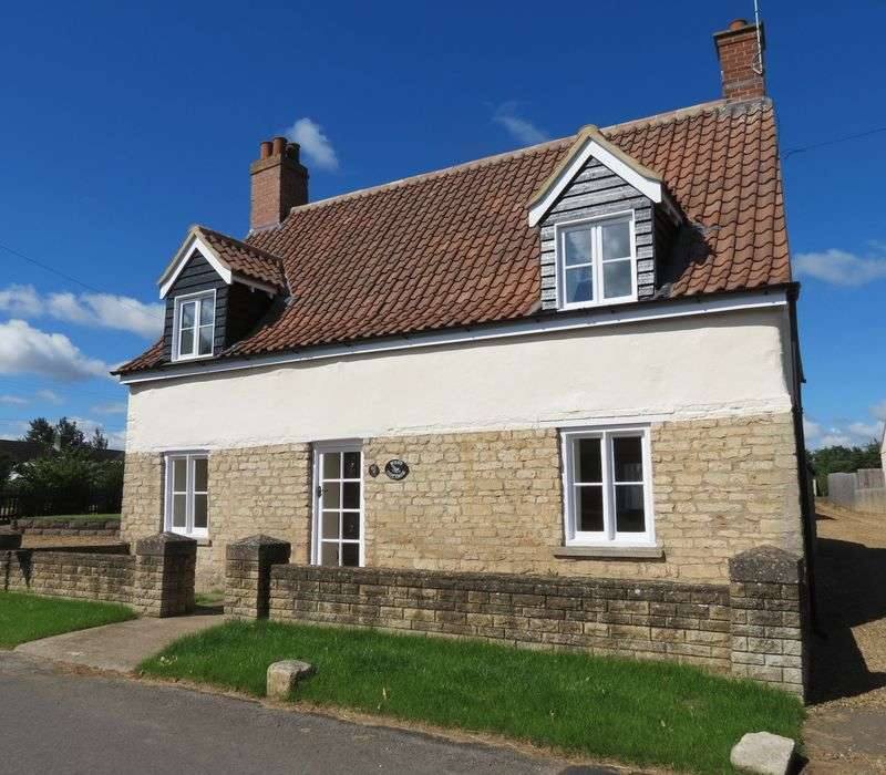 3 Bedrooms Detached House for sale in Thurlby / Northorpe