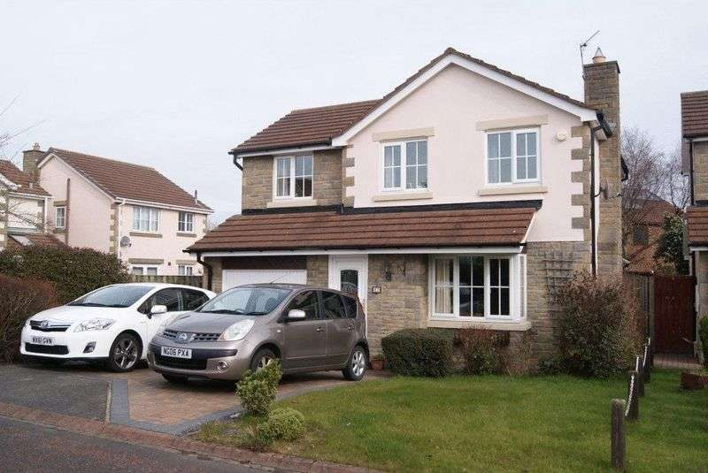4 Bedrooms Detached House for sale in Harwood Drive, Killingworth