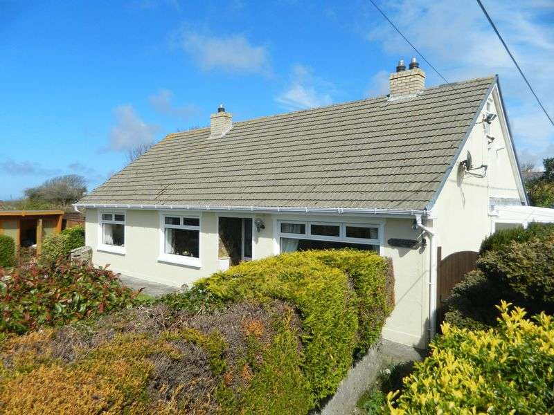 4 Bedrooms Detached Bungalow for sale in Off Sycamore Drive, Illogan
