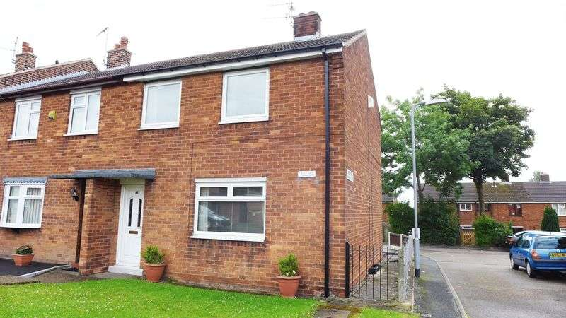 3 Bedrooms House for sale in Bryn Offa, Wrexham
