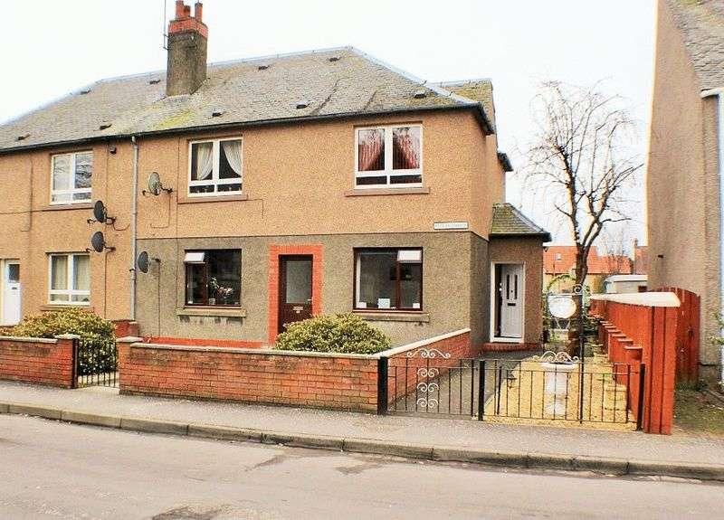 2 Bedrooms Flat for sale in Roselea Terrace, Church Street, Ladybank KY15 7NE