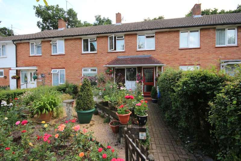 3 Bedrooms Terraced House for sale in Balfour Crescent, Bracknell