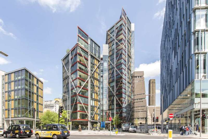 1 Bedroom Apartment Flat for sale in Holland Street, Southwark