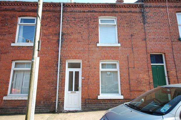 2 Bedrooms Terraced House for sale in Hampton Road, Scarborough, North Yorkshire YO12 5PU