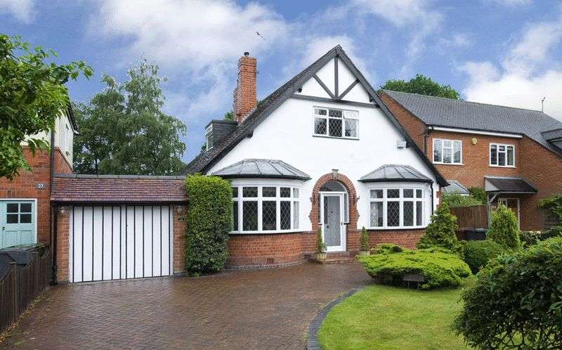 4 Bedrooms Detached House for sale in Newfield Road, Hagley