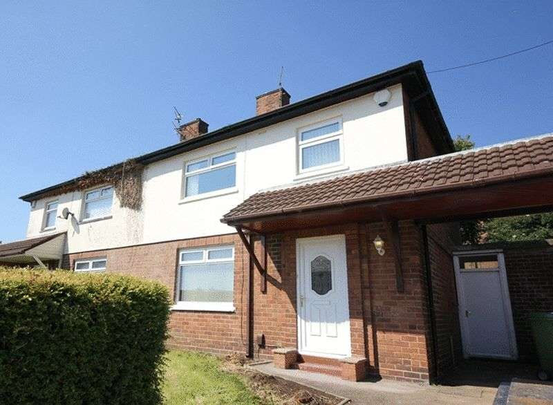 3 Bedrooms Semi Detached House for sale in Camp Road, Woolton, Liverpool, L25
