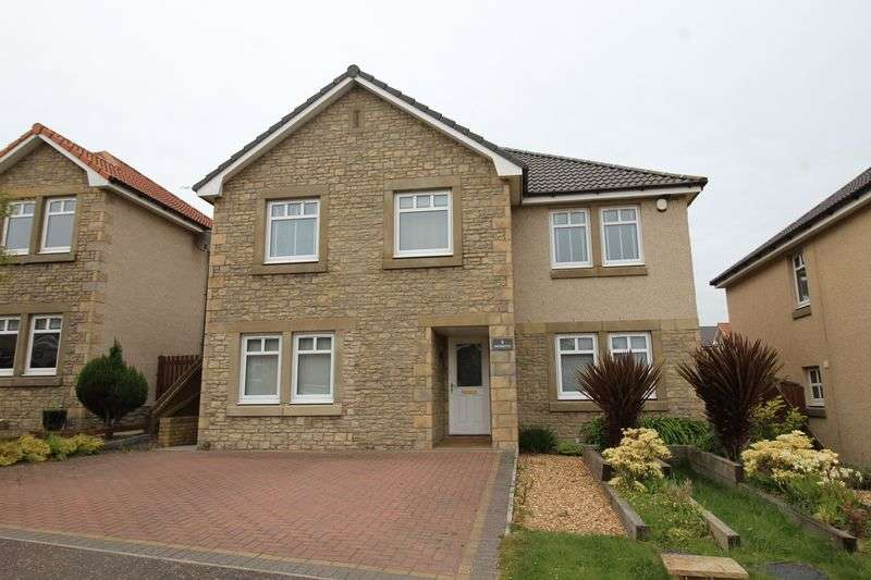 4 Bedrooms Detached House for sale in Inchkeith Crescent, Kirkcaldy