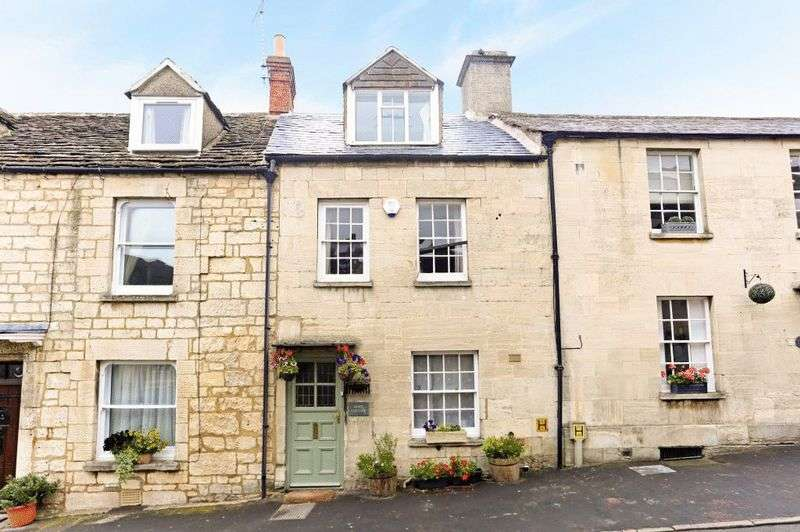 4 Bedrooms Terraced House for sale in Gloucester Street, Painswick