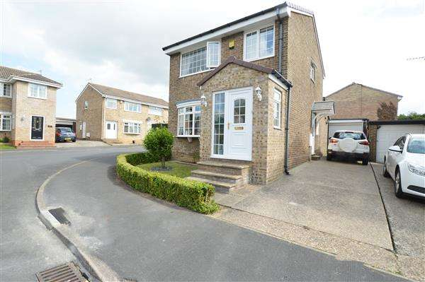 3 Bedrooms Detached House for sale in Oakfield Crescent, Bowburn