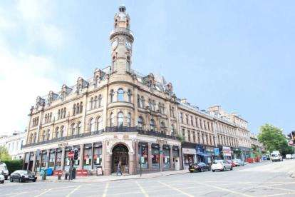 2 Bedrooms Flat for sale in Bank Street, Hillhead, Glasgow