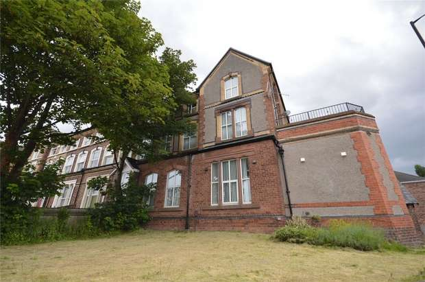 1 Bedroom Flat for sale in Old Chester Road, Rock Ferry