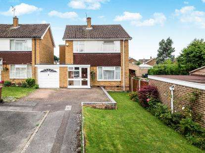 4 Bedrooms Detached House for sale in Ashford Rise, Wollaton, Nottingham, Nottinghamshire