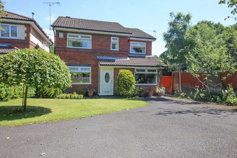 3 Bedrooms Detached House for sale in Fernside Grove, Winstanley, Wigan
