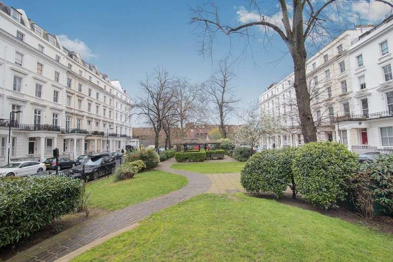 2 Bedrooms Flat for sale in St. Stephens Gardens, London W2