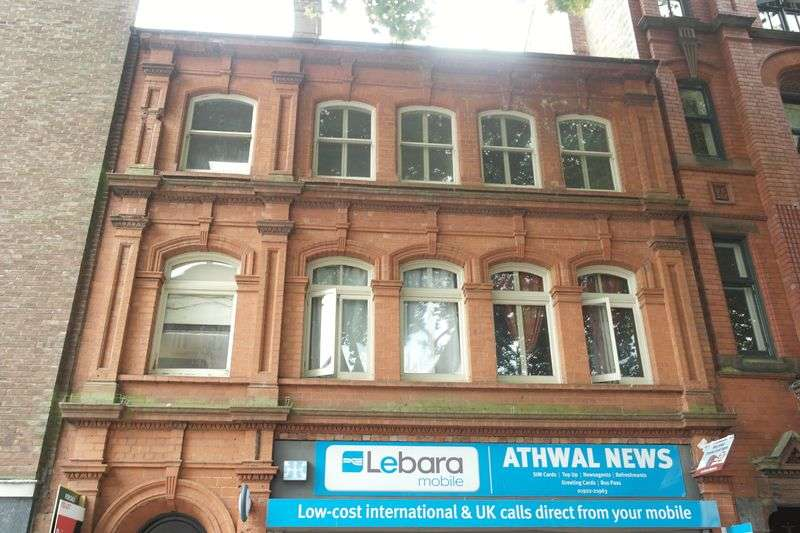 1 Bedroom Flat for sale in Leicester Street, Walsall