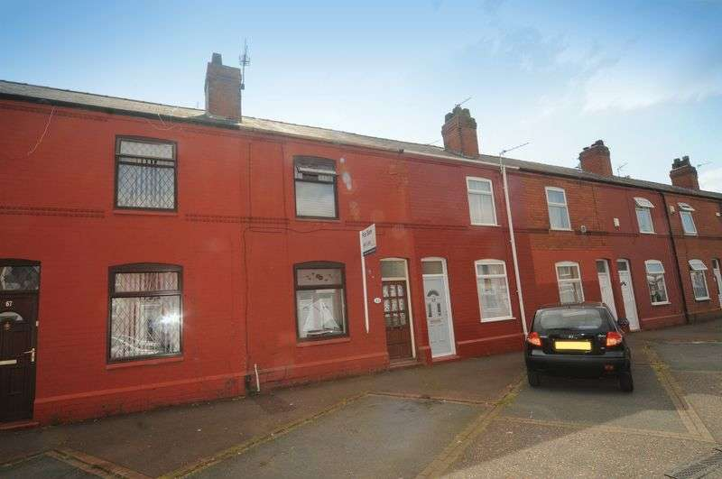2 Bedrooms House for sale in Oldham Street, Warrington