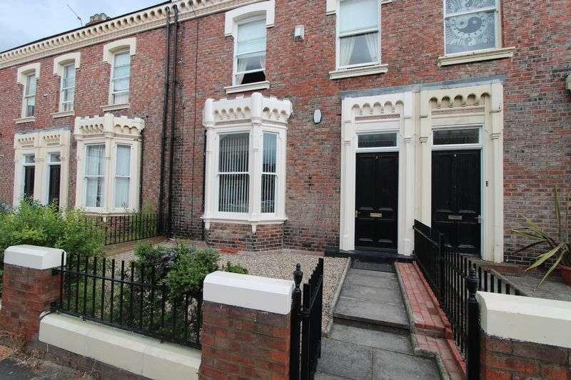 4 Bedrooms Flat for sale in Azalea Terrace North, Sunderland