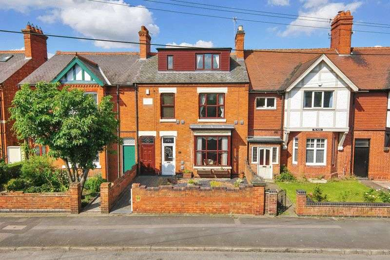4 Bedrooms Terraced House for sale in Loughborough Road, Quorn