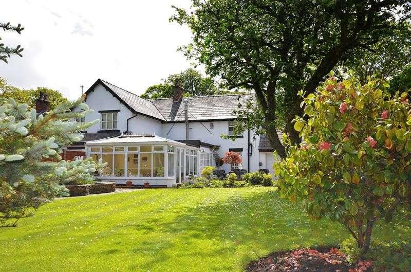 2 Bedrooms Cottage House for sale in 5 Station Road, Singleton, Poulton-Le-Fylde, FY6 8LG
