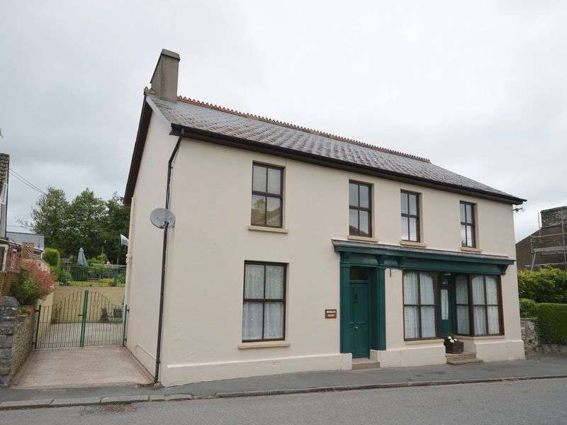 7 Bedrooms Detached House for sale in Bronllys, Brecon