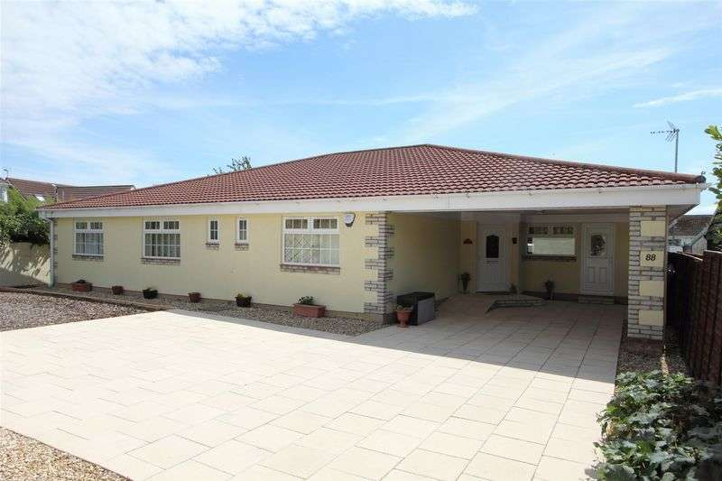 4 Bedrooms Detached Bungalow for sale in South Road, Penarth