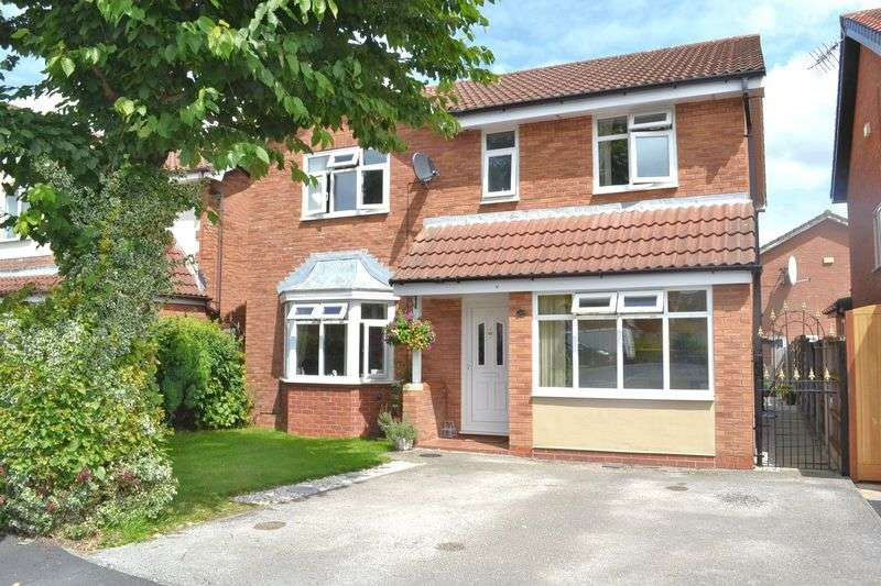4 Bedrooms Detached House for sale in Stiles Road, Kirkby, Liverpool