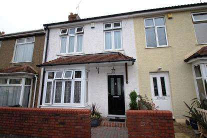 3 Bedrooms Terraced House for sale in Featherstone Road, Fishponds, Bristol