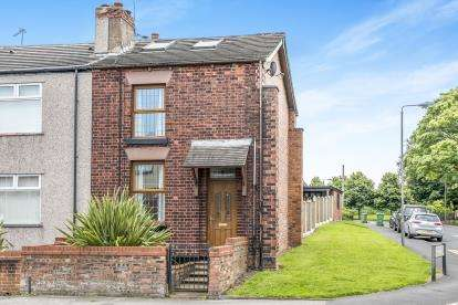 3 Bedrooms End Of Terrace House for sale in Mill Lane, Newton Le Willows, Merseyside, England