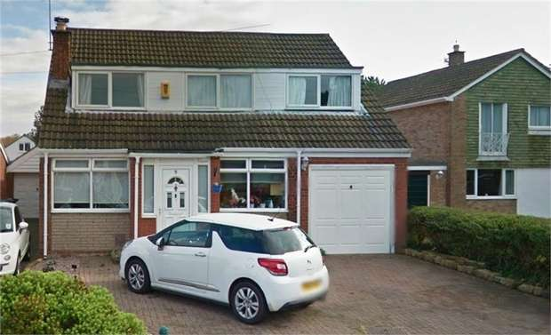 5 Bedrooms Detached House for sale in Springfield Close, Formby, Liverpool, Merseyside