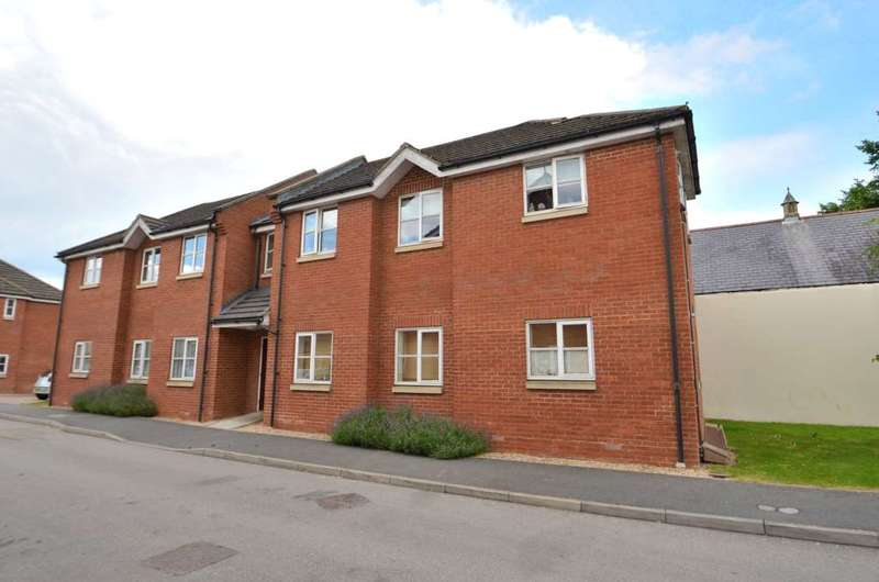2 Bedrooms Apartment Flat for sale in Wooten Court, New Bradwell