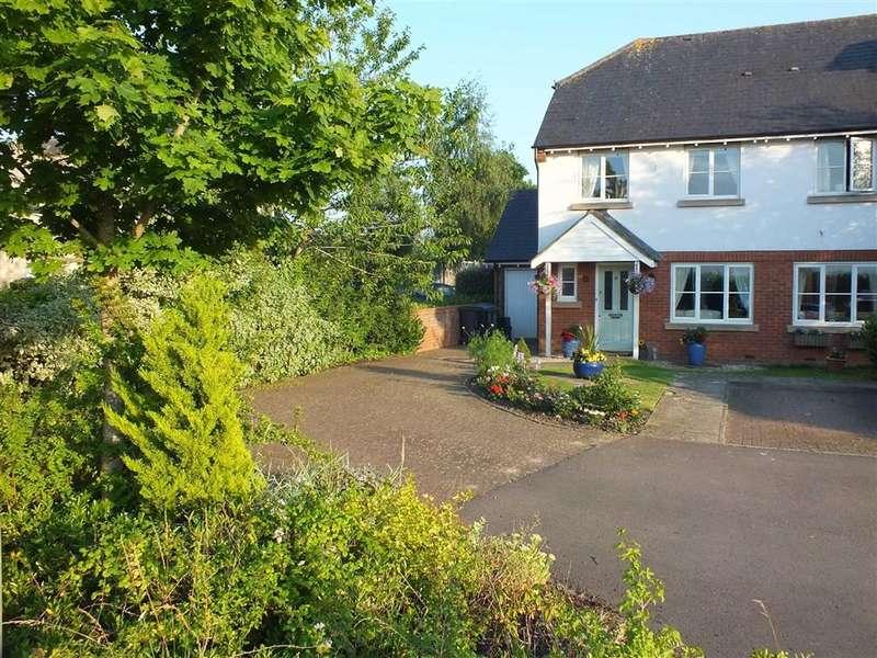 2 Bedrooms Property for sale in St Georges Place, Semington, Trowbridge, Wiltshire, BA14