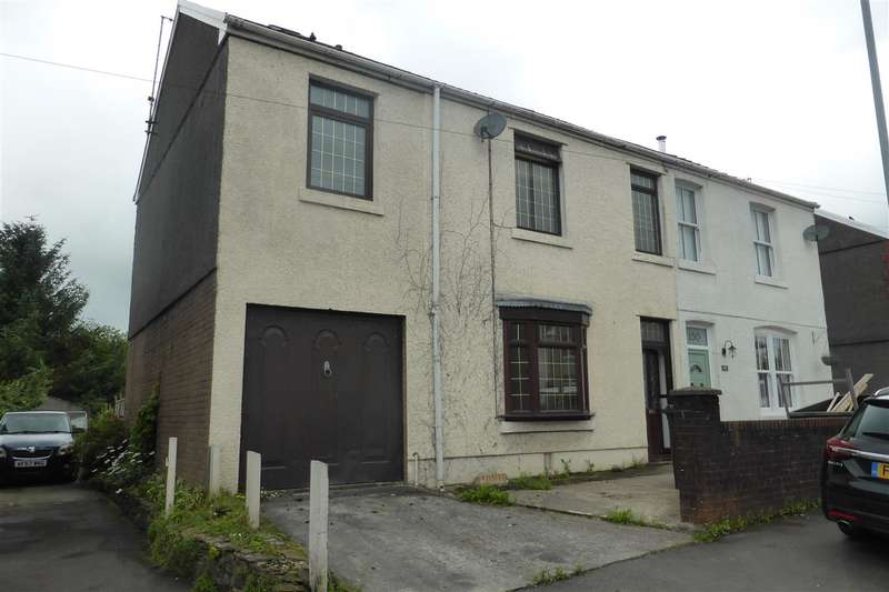 Semi Detached House for sale in 148 Main Road, Bryncoch, Neath