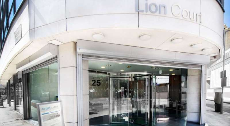 Serviced Office Commercial for rent in Procter Street, Holborn