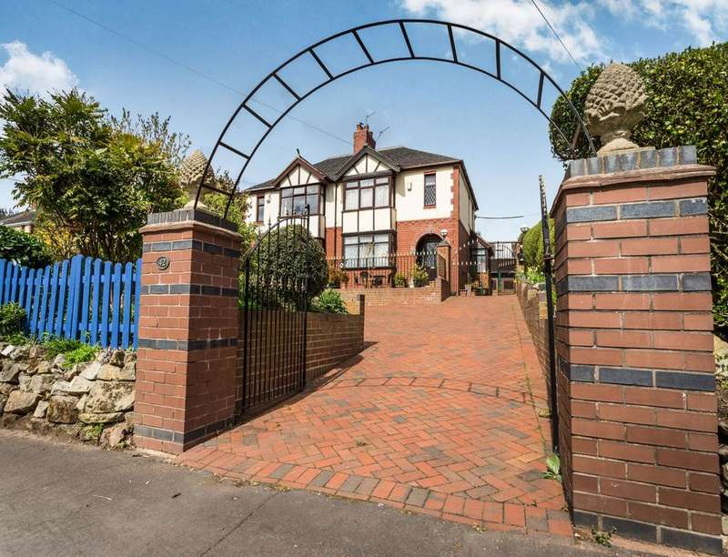3 Bedrooms Semi Detached House for sale in Parkhall Road, Parkhall, Stoke-On-Trent, ST3