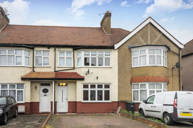 3 Bedrooms Terraced House for sale in Devonia Gardens, London