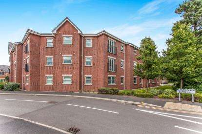 2 Bedrooms Flat for sale in Planewood Gardens, Lowton, Warrington, Greater Manchester