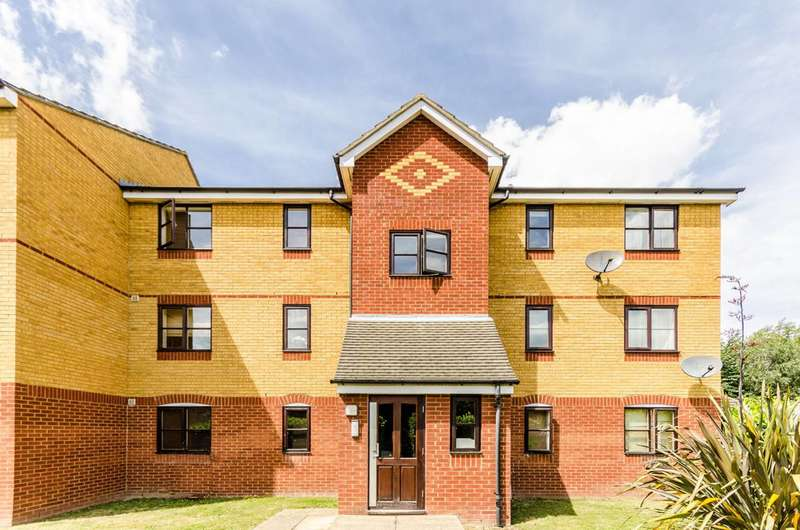 2 Bedrooms Flat for sale in Sherfield Close, New Malden, KT3