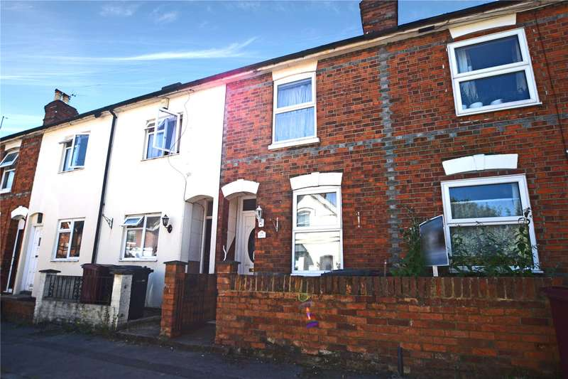2 Bedrooms Terraced House for sale in Edgehill Street, Reading, Berkshire, RG1