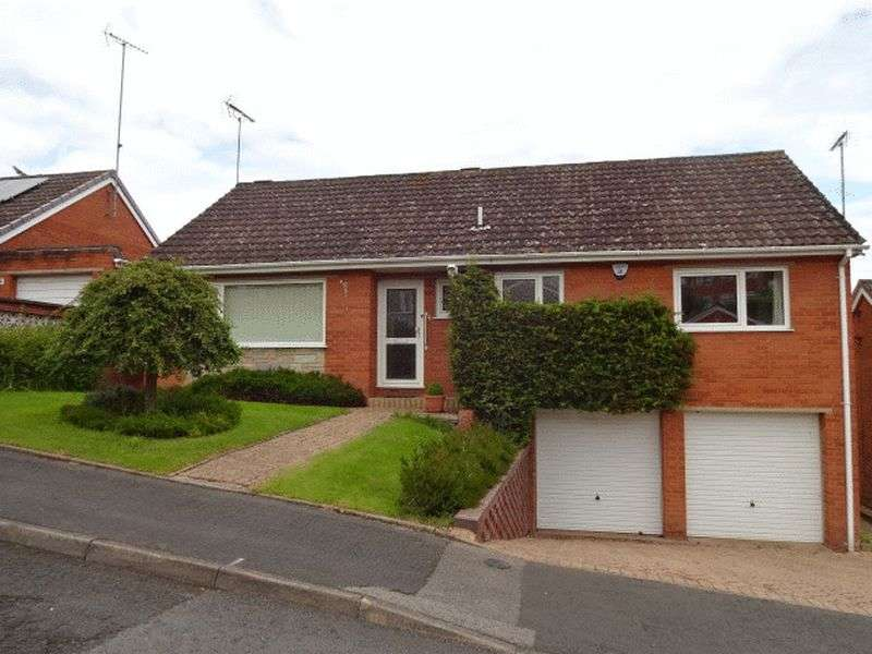 3 Bedrooms Detached Bungalow for sale in Woodthorpe Drive, Bewdley DY12 2RH